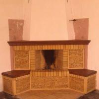 Камин Сиеста