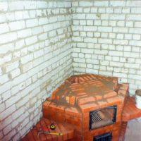 Отопительная печь Сухая Лубна