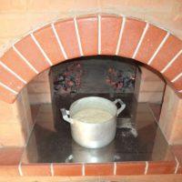Русская печь Таловая