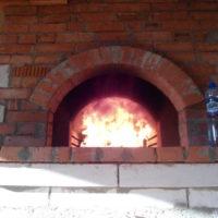 Русская печь Барсуки