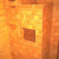 Банная печь Косыревка