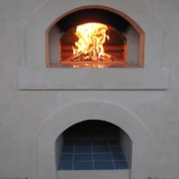 Русская печь Елочка