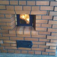 Банная печь Сахаровка