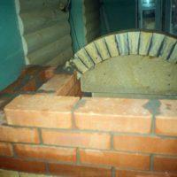 Отопительно варочная печь с лежанкой Липецк