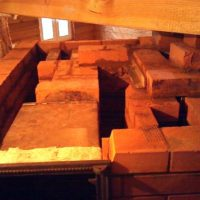 Отопительно - варочная печь Кубинка